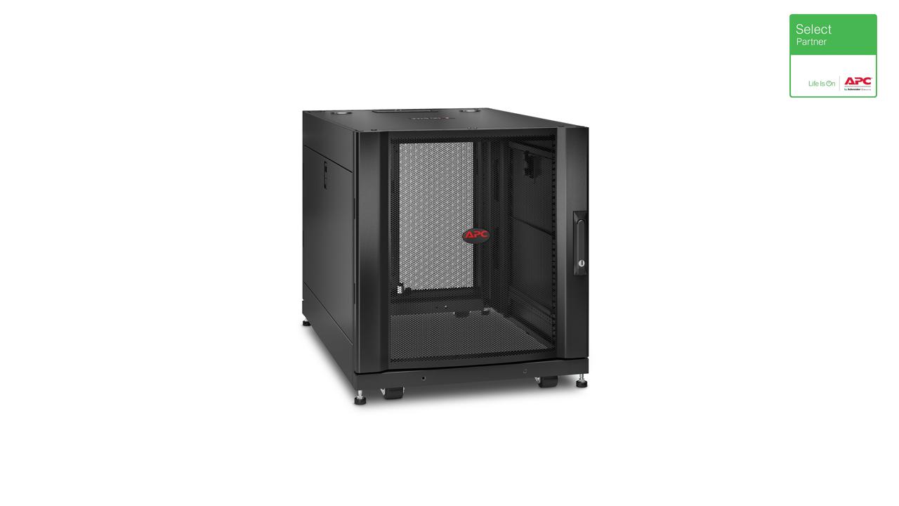APC NetShelter SX 12U Server Rack Enclosure 2