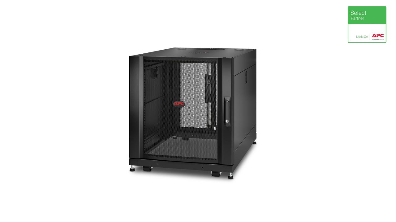 APC NetShelter SX 12U Server Rack Enclosure 1
