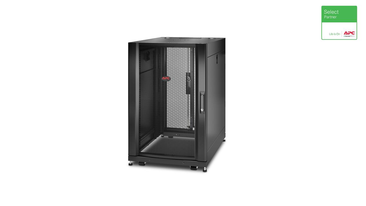 APC NetShelter SX 18U Server Rack Enclosure 1