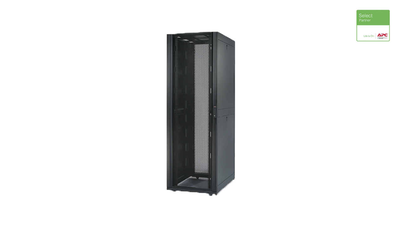APC Netshelter SX 45U Server Rack Enclosure 2