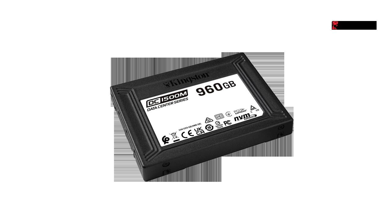 Kingston U.2 NVMe SSD 2.5'' DC1500M 2