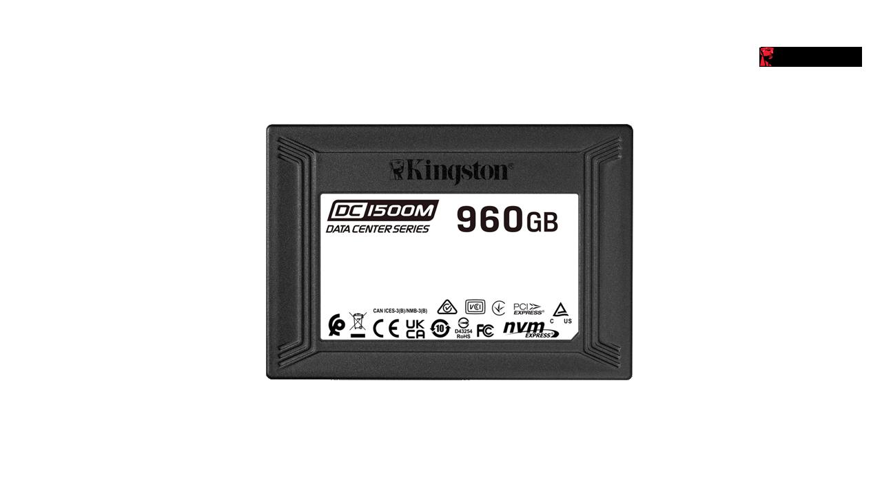 Kingston U.2 NVMe SSD 2.5'' DC1500M 1