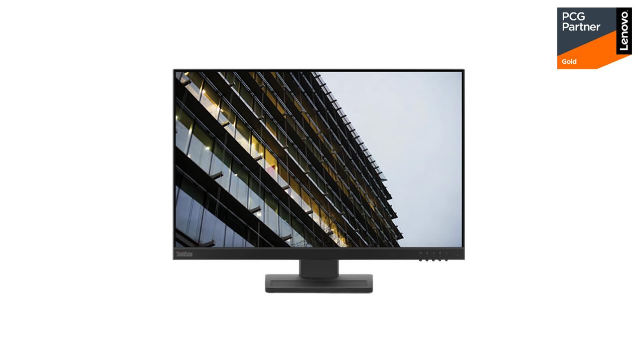 Lenovo ThinkVision E24 - 20 Monitor 1