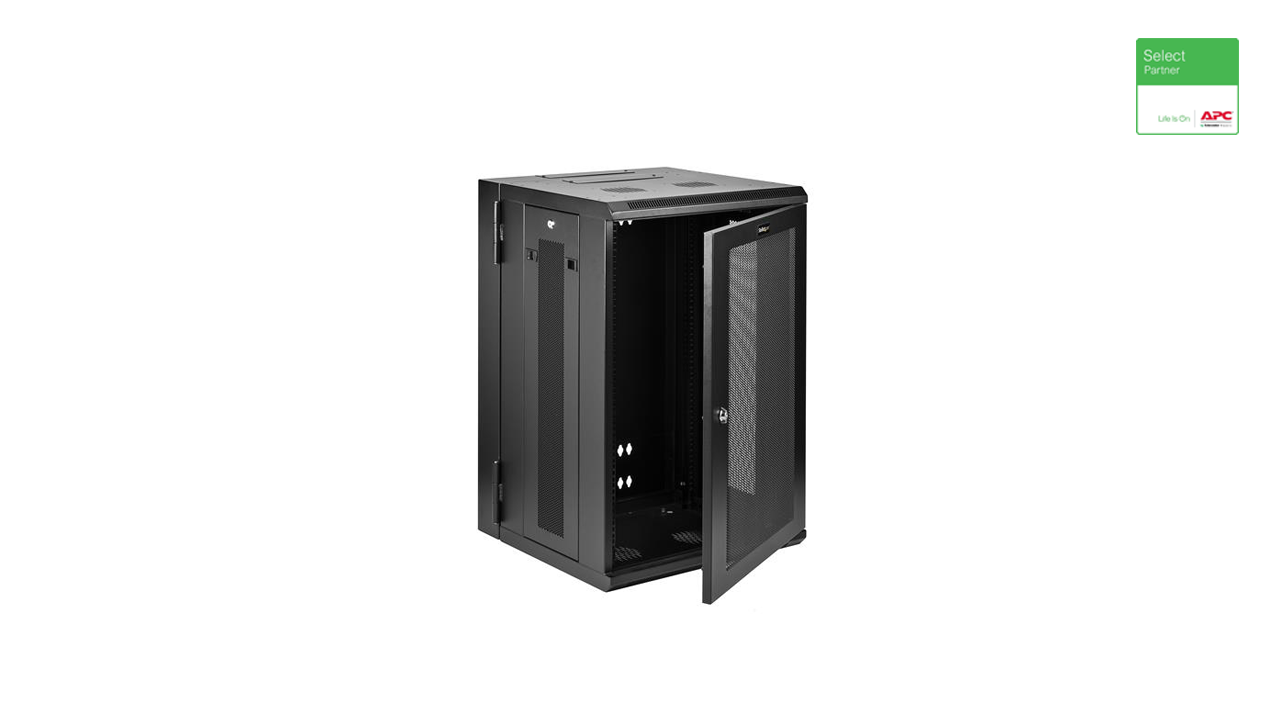 APC NetShelter SX 18U Server Rack Enclosure 2