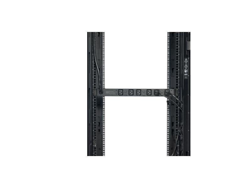 Rack PDU, Basic, 1U, 14.4kW, 208V, (6) C19 7