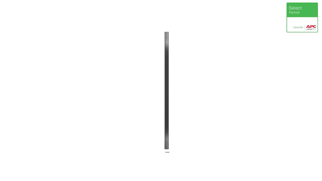 Rack PDU, Basic, Zero U, 30 A, 200 / 208 V, (20) C13 & (4) C19 2