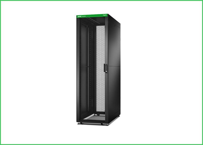 APC NetShelter SX 24U Server Rack Enclosure- AR3104 12