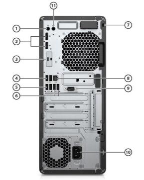 HP Z1 G5 Tower Workstation 4