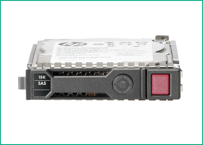 HPE 1.2TB SAS 12G 10K SFF (2.5in) SC Digitally Signed Firmware HDD 8