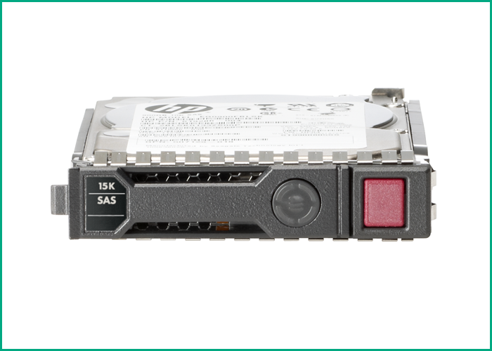 HPE 300GB SAS 12G 10K SFF (2.5in) SC Digitally Signed Firmware HDD 11