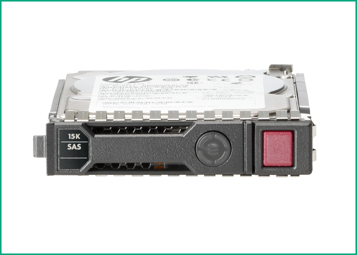 HPE 1.2TB SAS 12G 10K SFF (2.5in) SC Digitally Signed Firmware HDD 11
