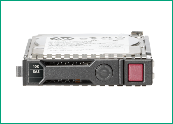 HPE 1.2TB SAS 12G 10K SFF (2.5in) SC Digitally Signed Firmware HDD 12