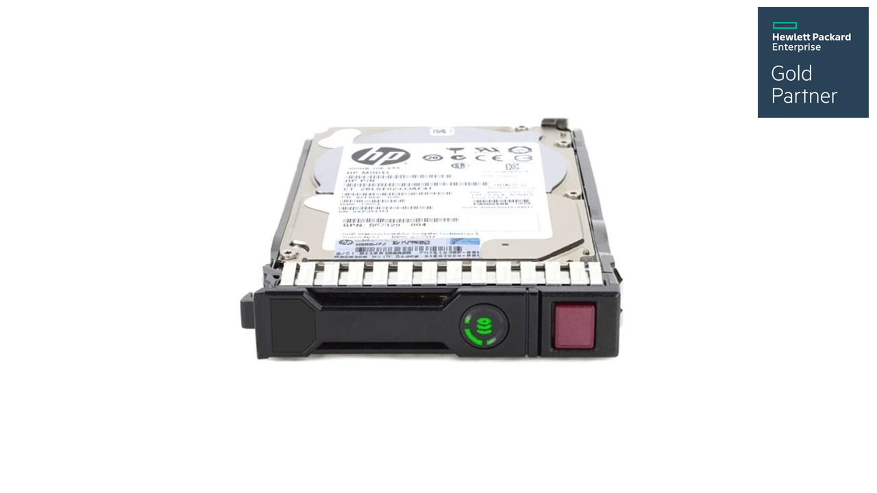 HPE 1.2TB SAS 12G 10K SFF (2.5in) SC Digitally Signed Firmware HDD 1