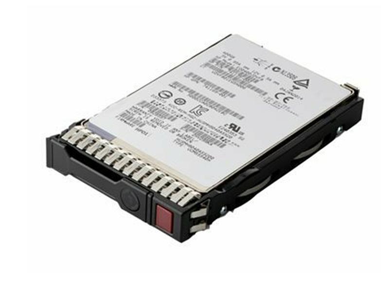 HPE 1.92TB SATA 6G Read Intensive SFF (2.5-inch) SC 3