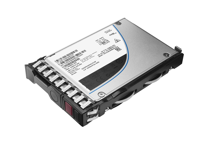 HPE 1.92TB SATA 6G Read Intensive SFF (2.5-inch) SC 4