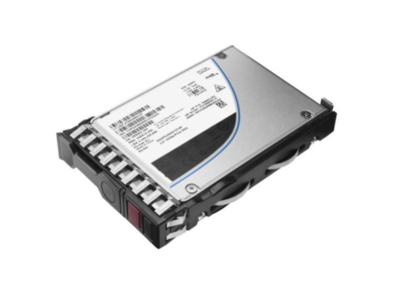 HPE 240GB SATA 6G Read Intensive SFF (2.5-inch) SC 4