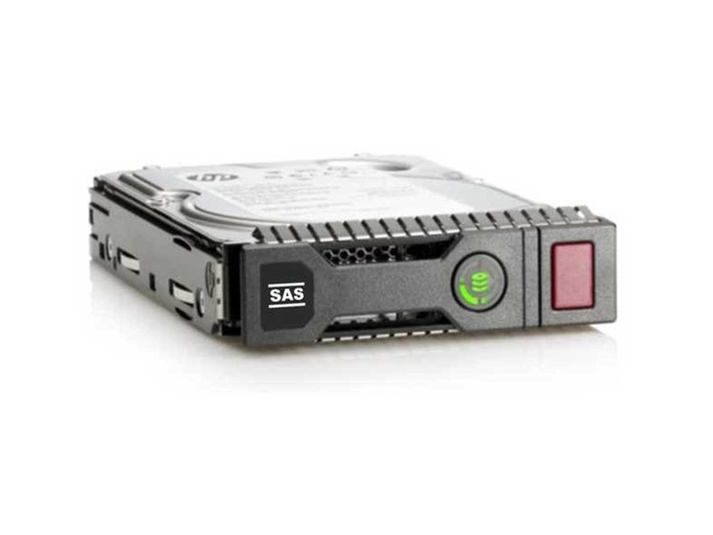HPE 300GB SAS 12G 10K SFF (2.5in) SC Digitally Signed Firmware HDD 4