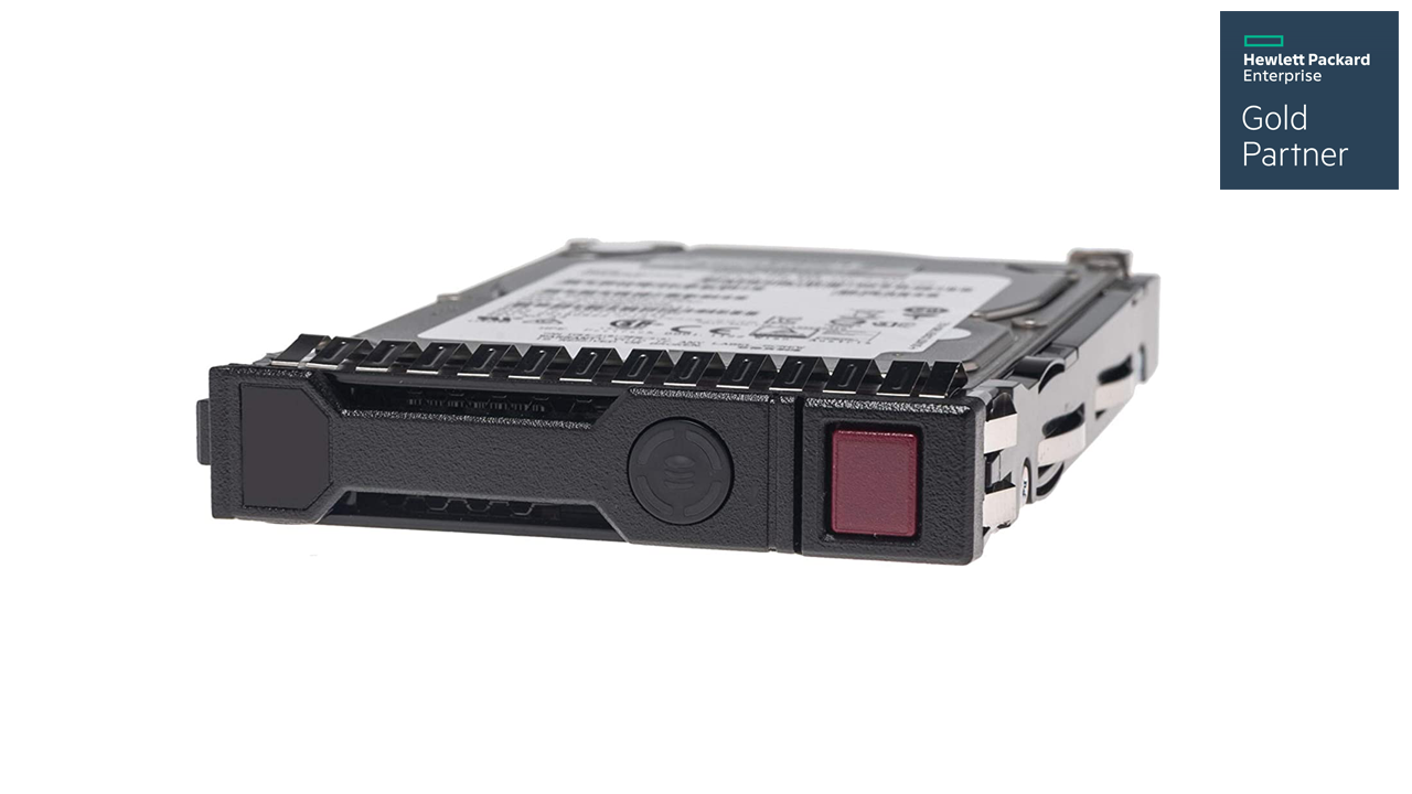 HPE 600GB SAS 12G 10K SFF (2.5in) SC Digitally Signed Firmware HDD 1