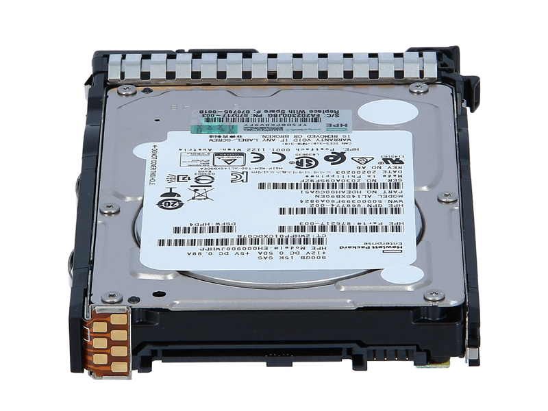 HPE 900GB SAS 12G 15K SFF (2.5in) SC Digitally Signed Firmware HDD 4
