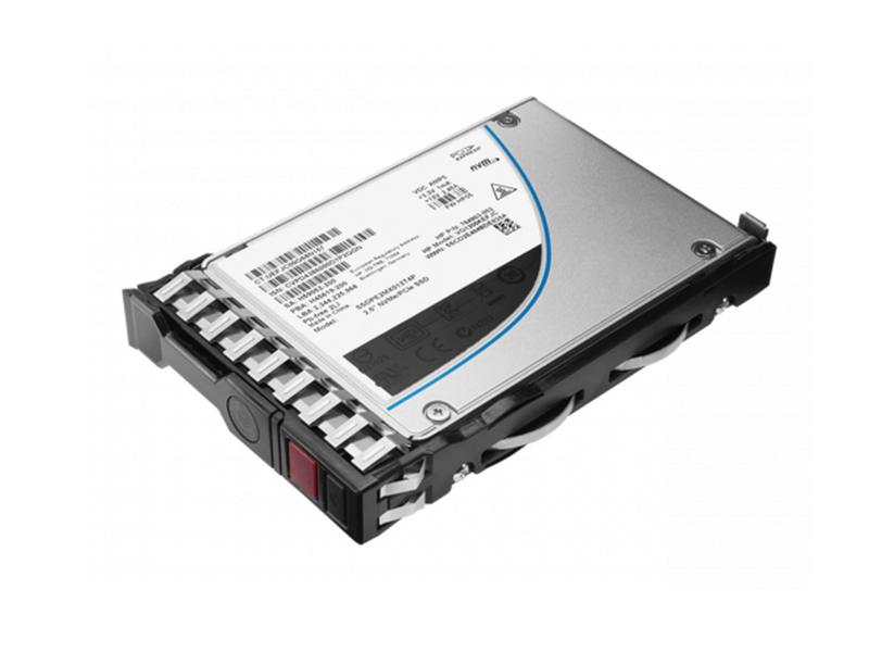 HPE 960GB SATA 6G Read Intensive SFF (2.5-inch) SC 3