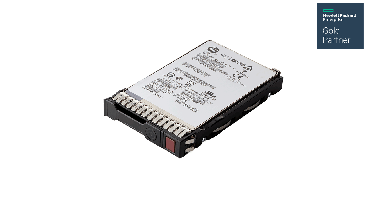 HPE 960GB SATA 6G Read Intensive SFF (2.5-inch) SC 2