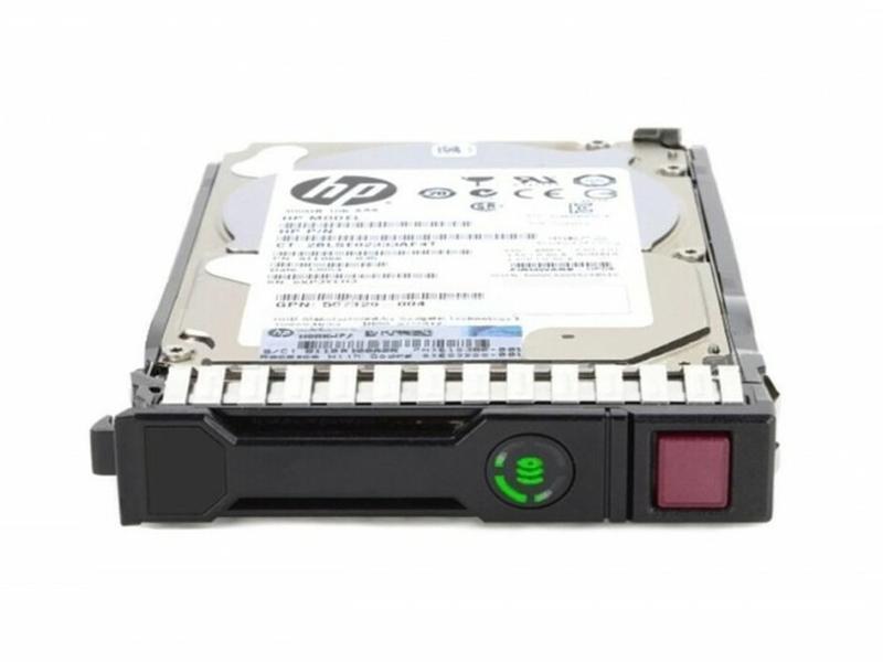 HPE 960GB SATA 6G Read Intensive SFF (2.5-inch) SC 4