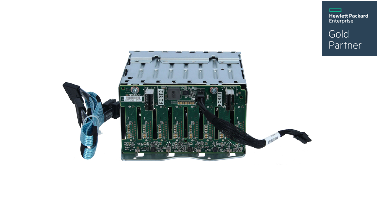 HPE DL380 Gen1o Box1/2 Cage Back Plan Kit 2