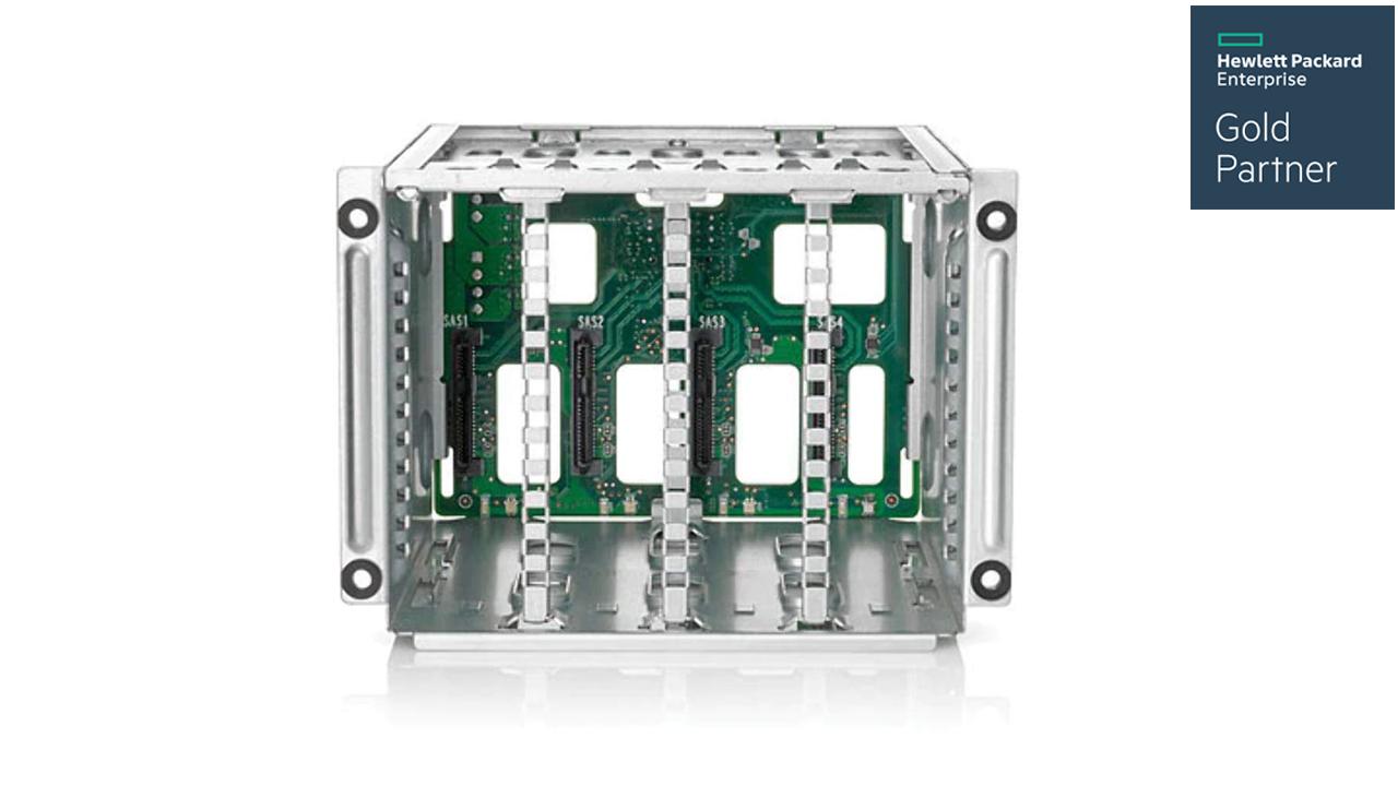HPE DL380 Gen1o Box1/2 Cage Back Plan Kit 1