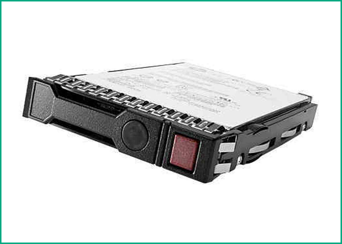 HPE 1.92TB SATA 6G Read Intensive SFF (2.5-inch) SC 8