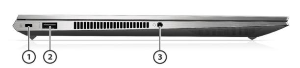 HP Zbook Studio G8 Mobile Workstation 4